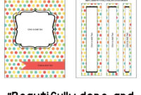 Editable Binder Cover And Spines In Pastel Colors Free throughout 3 Inch Binder Spine Template Word