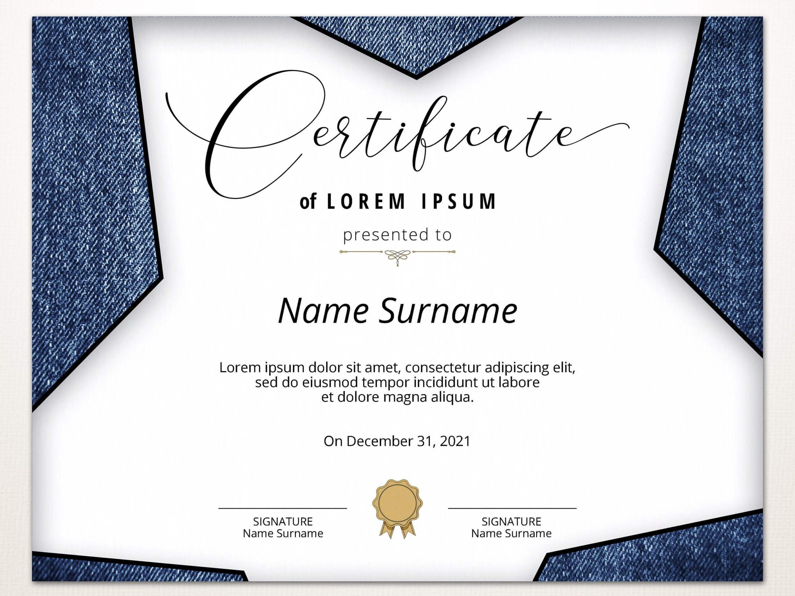 Editable Blank Certificate Template, Printable Certificate Within Hayes Certificate Templates