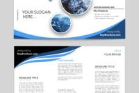Editable Brochure Template Word Free Download   Word with Illustrator Brochure Templates Free Download