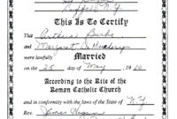 Editable Collection Of Solutions For Roman Catholic Baptism with Roman Catholic Baptism Certificate Template