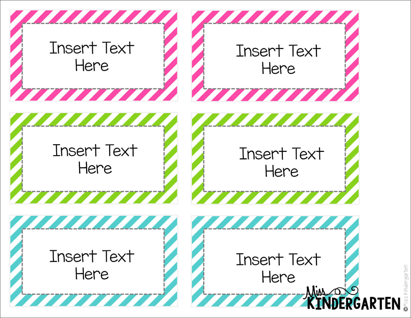 Editable Word Wall Templates! – Miss Kindergarten Intended For Blank Word Wall Template Free