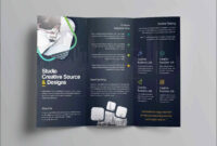 Elegant 30 Bi Fold Brochure Template Photoshop pertaining to Hiv Aids Brochure Templates