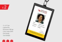 Elegant Kindergarten School Identity Card Download   Free within Sample Of Id Card Template