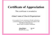 Employee Appreciation Certificate Template Free Recognition in Employee Recognition Certificates Templates Free