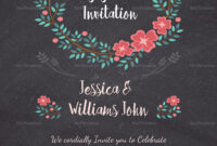 Engagement Invitation Card Template in Engagement Invitation Card Template
