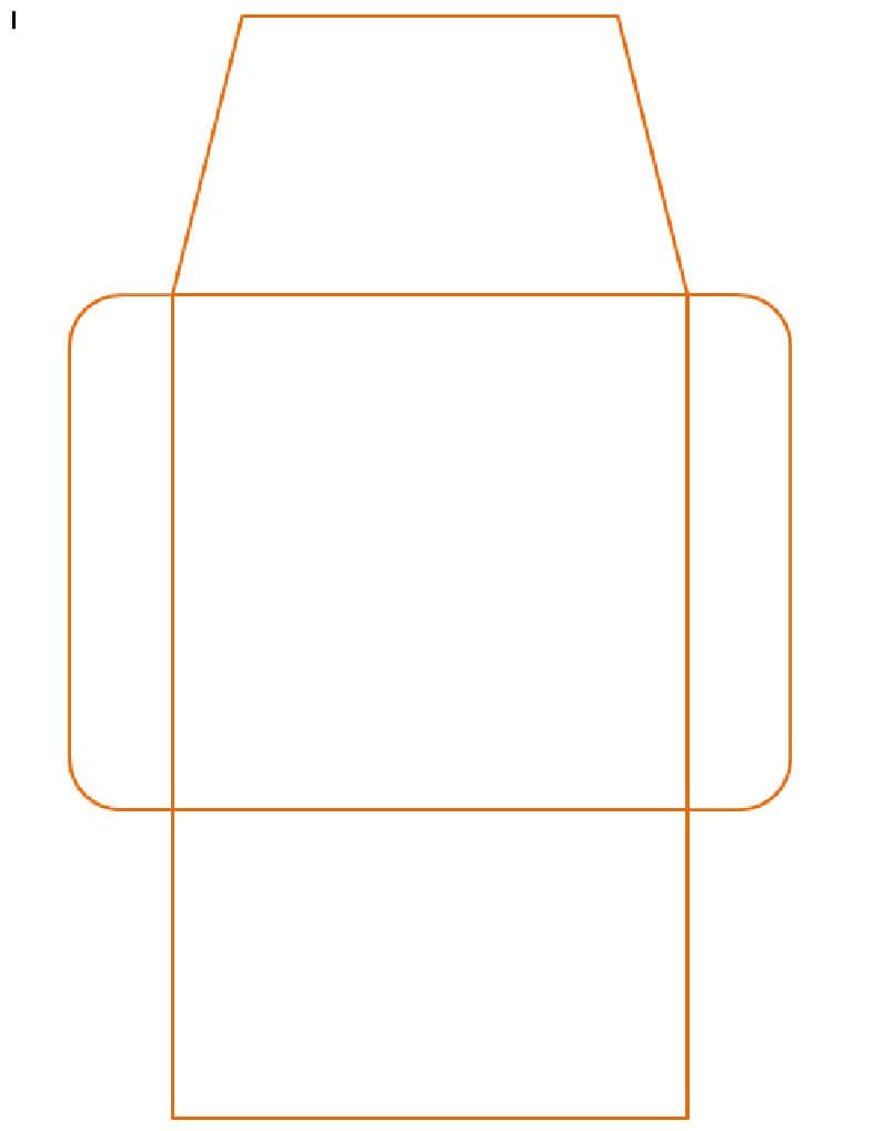 Envelope Template | Card Making Templates, Card Making, Envelope With Regard To Envelope Templates For Card Making