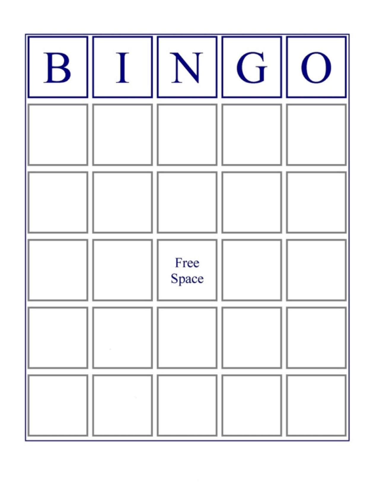 Esl Travel English Airport Activity: Bingo – I Had The For Blank Bingo Card Template Microsoft Word