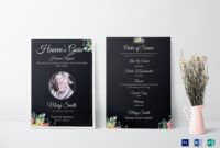 Eulogy Funeral Invitation Card Template intended for Funeral Invitation Card Template