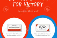 Event Banner Template – Cheering Event For Victory inside Event Banner Template