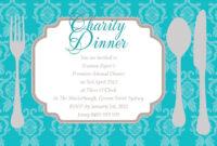 Event-Invitation-Cards-Templates | Dinner Invitation intended for Event Invitation Card Template