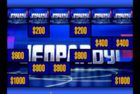 Excellent Jeopardy Game Template Ppt Ideas Free Powerpoint with Jeopardy Powerpoint Template With Sound