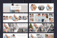 Facebook Template, Photography Marketing, Facebook Timeline with regard to Photoshop Facebook Banner Template