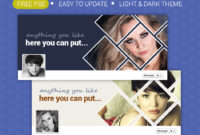 Facebook Timeline Covers Free Psd   Psdfreebies pertaining to Facebook Banner Template Psd