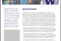 Fact Sheet | Uw Brand regarding Fact Sheet Template Word