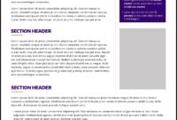 Fact Sheet | Uw Brand throughout Fact Card Template