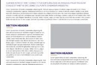Fact Sheet   Uw Brand throughout Fact Sheet Template Microsoft Word