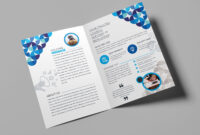 Fancy Bi-Fold Brochure Template | Brochure Templates pertaining to Fancy Brochure Templates