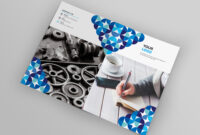 Fancy Bi-Fold Brochure Template – Graphic Templates with Fancy Brochure Templates