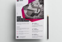 Fancy Professional Business Flyer Design Template 001510 throughout Fancy Brochure Templates