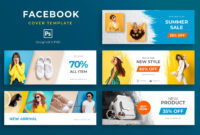 Fashion Facebook Cover Template Psd – 5 Social Media Banner for Facebook Banner Template Psd