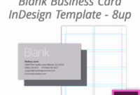 Fdb30 Blank Business Card Template – Cvaanmeldservice.nl throughout Visiting Card Illustrator Templates Download