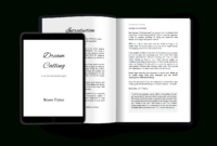Fearless (6X9) Self-Publishing Template – Renee Fisher & Co. for 6X9 Book Template For Word