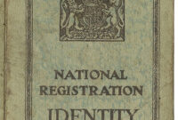 File:id Card – Wikimedia Commons inside World War 2 Identity Card Template