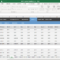 Fleet Management Spreadsheet Excel with Fleet Report Template