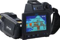 Flir T640-45 Thermal Imaging Infrared Camera 640 X 480 in Thermal Imaging Report Template