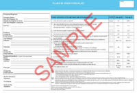 Flues In Voids | Flat Roof Inspection Report Template – A with Roof Inspection Report Template
