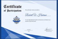 Football Award Certificate Template for Football Certificate Template