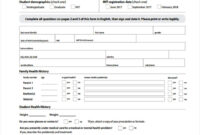 Free 7+ Medical Report Forms In Samples, Examples, Formats Pertaining To Medical Report Template Free Downloads