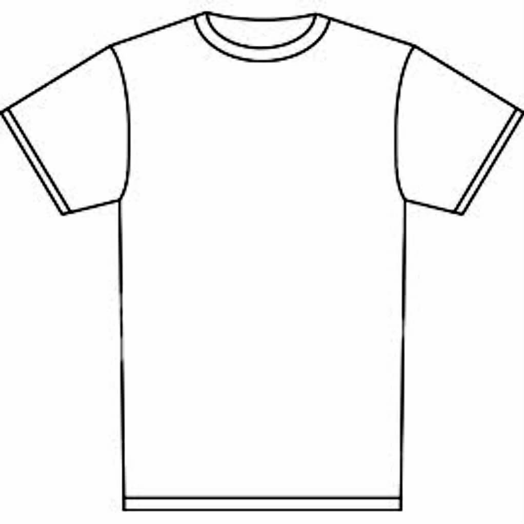 Free Blank Tshirt, Download Free Clip Art, Free Clip Art On Intended For Blank Tee Shirt Template