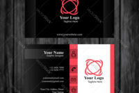 Free Business Card Template in Free Bussiness Card Template