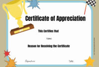 Free Certificate Templates for Free Funny Award Certificate Templates For Word