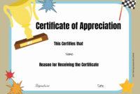 Free Certificate Templates regarding Running Certificates Templates Free