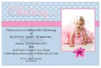 Free Christening Invitation Templates Photoshop within Free Christening Invitation Cards Templates