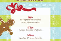 Free Christmas Exchange Cliparts, Download Free Clip Art for Cookie Exchange Recipe Card Template