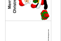 Free Christmas Photo Cards To Print – Ironi.celikdemirsan in Print Your Own Christmas Cards Templates