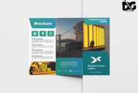 Free Clean Tri-Fold Brochure Template | Free Psd Mockup in Cleaning Brochure Templates Free