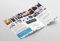 Free Corporate Trifold Brochure Template In Psd, Ai & Vector regarding Pop Up Brochure Template