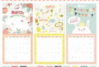 Free Cute Calendar Templates ] – Cute Printable Weekly regarding Mi6 Id Card Template