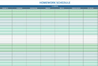 Free Daily Schedule Templates For Excel – Smartsheet in Employee Daily Report Template