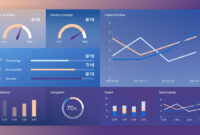 Free Dashboard Concept Slide with regard to Powerpoint Dashboard Template Free