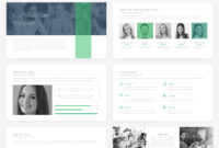 Free Download: Company Profile Powerpoint Template throughout Biography Powerpoint Template