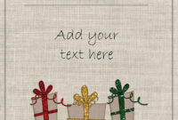 Free Download Gift Certificate Inspirational Free Christmas pertaining to Christmas Gift Certificate Template Free Download