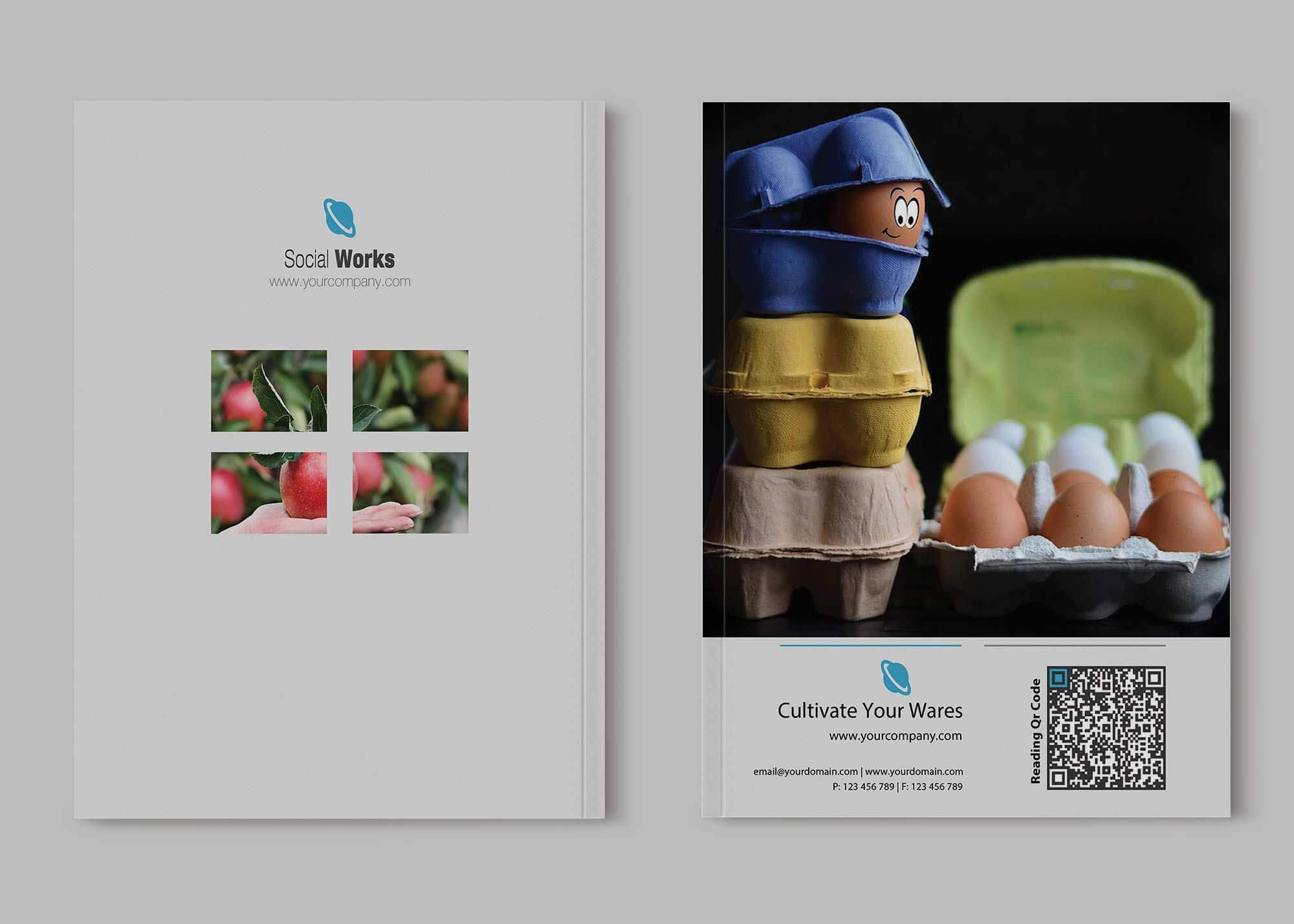 Free Download Wine Brochure Template #brochure #brochurepsd Throughout Wine Brochure Template