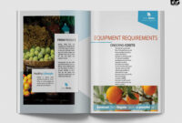 Free Download Wine Brochure Template | Free Psd Mockup within Wine Brochure Template