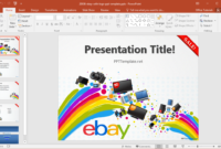 Free Ebay Powerpoint Template in How To Edit A Powerpoint Template