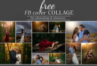 Free Facebook Cover Photo Template For Photoshop- Morgan Burks inside Photoshop Facebook Banner Template